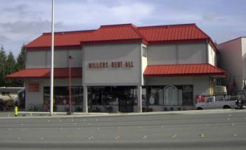 Millers Equipment & Rent-All in Edmonds WA