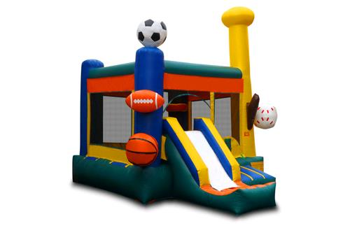 Where to find FUNHOUSE, SPORTS W  SLIDE in Edmonds