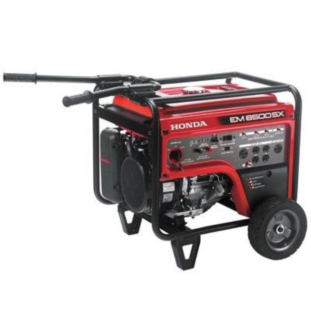 Where to find GENERATOR 6500WT HONDA in Edmonds