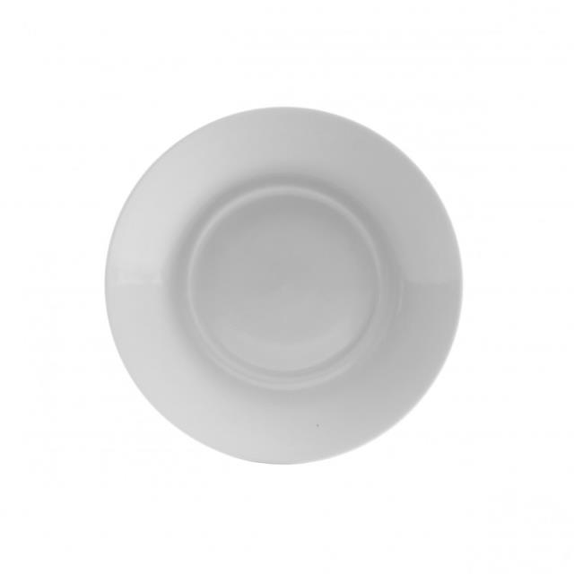 Where to find SAUCER, WHITE CHINA 6.25 in Edmonds