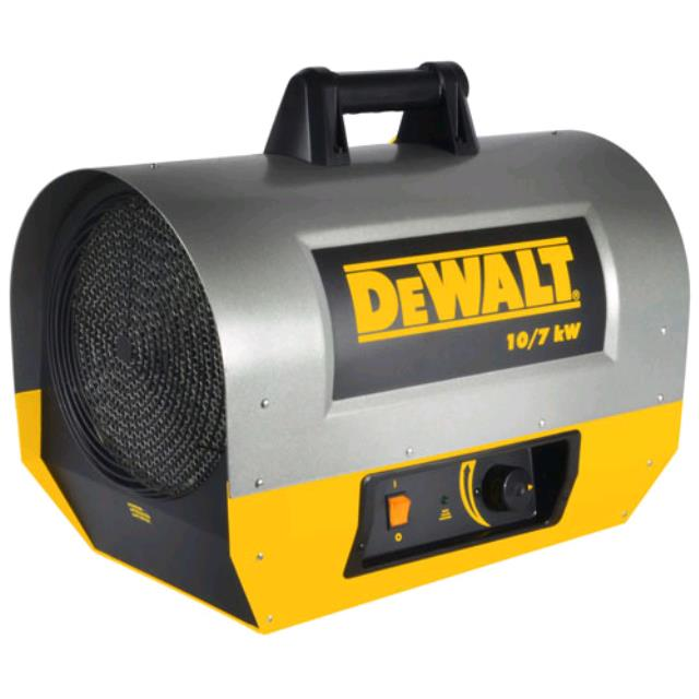 Where to find HEATER, 240v DEWALT 10,000wt in Edmonds