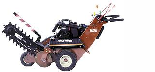 Where to find TRENCHER, 6  X 24  2WD in Edmonds