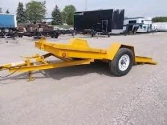 Where to find TRAILER, TILT 6X12 METAL DECK in Edmonds