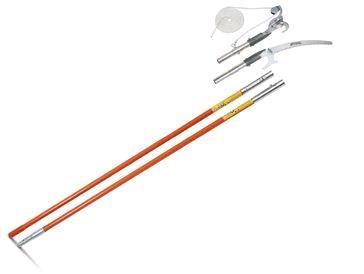 Where to find POLE PRUNER W SAW HEAD 16 in Edmonds