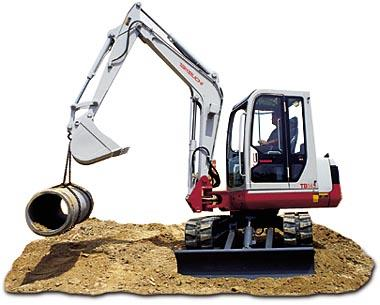 Where to find TRACKHOE, TAKEUCHI 145 in Edmonds