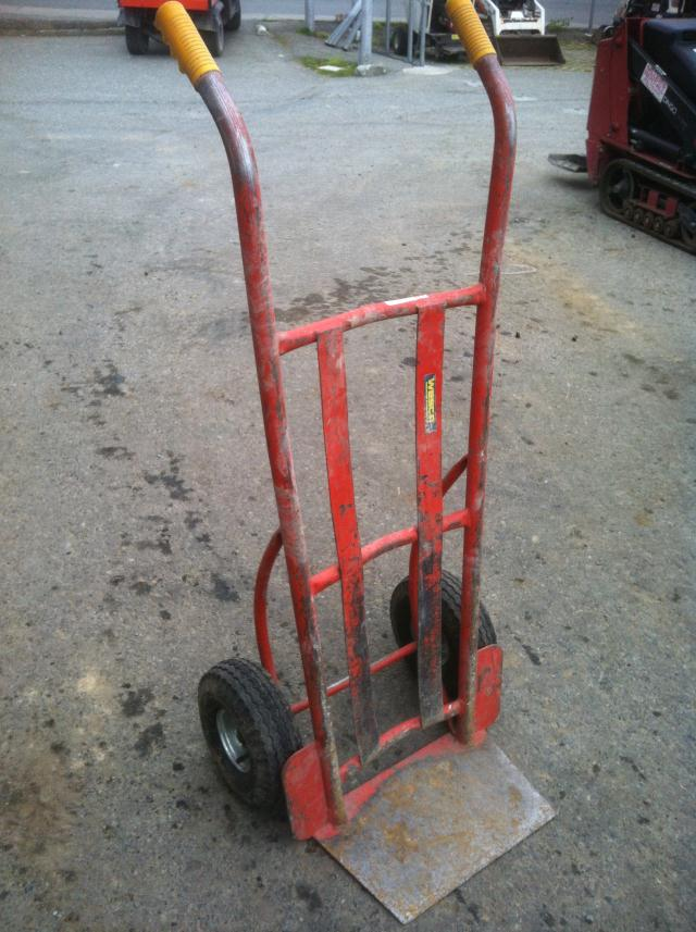 Where to find ROCKERY HAND TRUCK, 700LBS in Edmonds