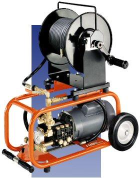 Where to find WATERJET DRAIN CLEANER, ELECT 1000 PSI in Edmonds