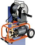Rental store for WATERJET DRAIN CLEANER, ELECT 1000 PSI in Edmonds WA