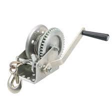 Where to find WINCH FOR 18  TRAILER, HAND CRANK in Edmonds