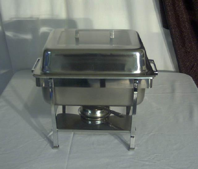 Where to find CHAFING DISH, 4-qt, SS in Edmonds