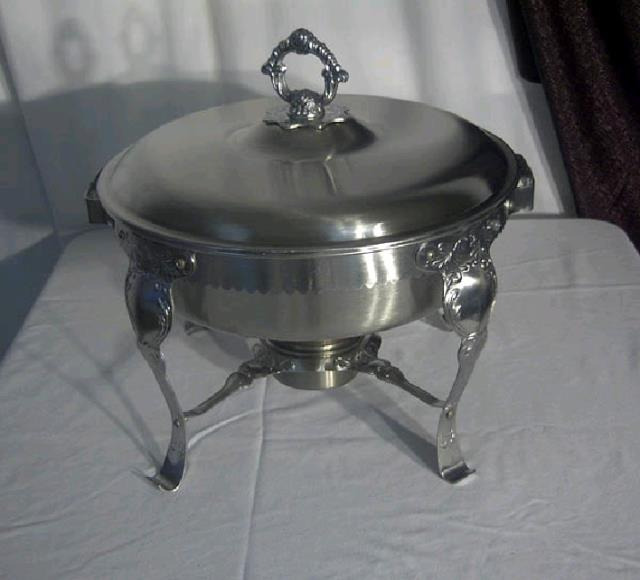 Where to find CHAFING DISH, 6-qt, RND in Edmonds