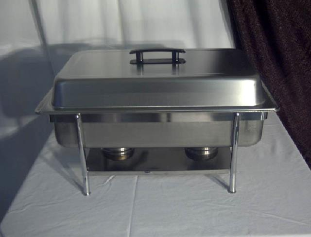 Where to find CHAFING DISH, 8-qt, SS in Edmonds