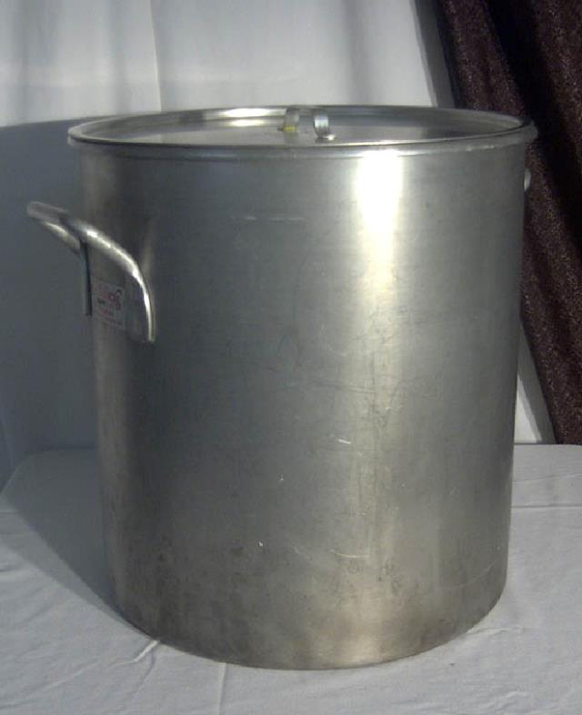 Where to find KETTLE W LID, 15-GAL in Edmonds