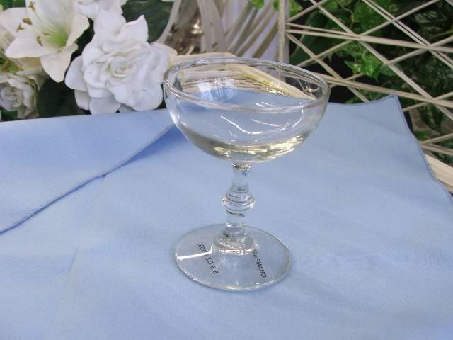 Where to find GLASS, CHAMPAGNE SAUCER 5.5oz in Edmonds