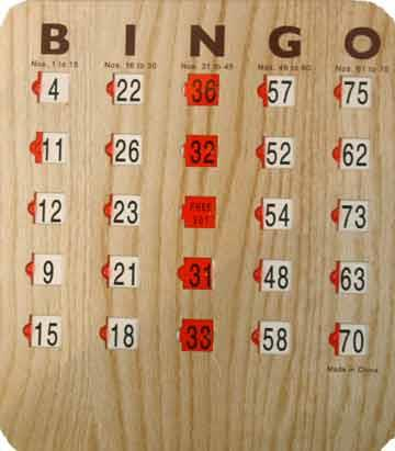 Where to find BINGO CARDS, SET OF 100 in Edmonds