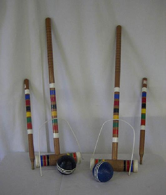 Where to find CROQUET SET in Edmonds