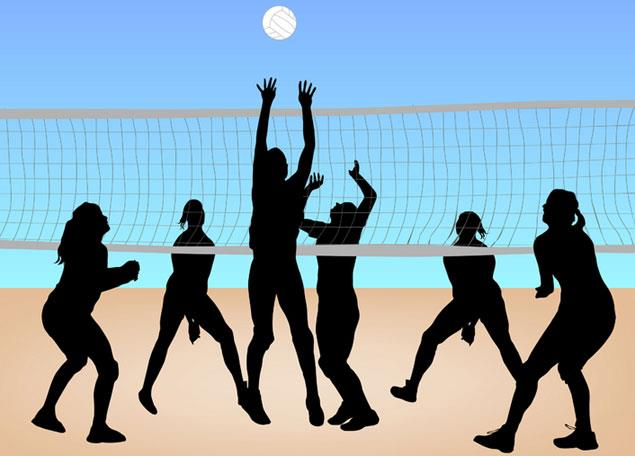 Where to find VOLLEYBALL SET in Edmonds