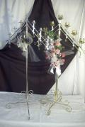 Rental store for CANDELABRA, 7-LIGHT, PLATINUM in Edmonds WA