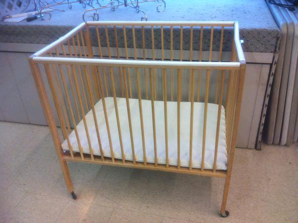 Where to find CRIB, PORTABLE BABY in Edmonds