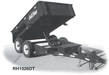 Where to find TRAILER, DUMP LG DUAL AXLE in Edmonds