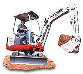 Where to find TRACKHOE, TAKEUCHI TB 016 in Edmonds