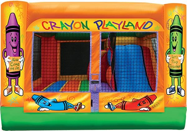 Where to find FUNHOUSE, CRAYON SLIDE INDOOR OUTDOOR in Edmonds