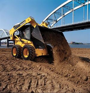 Where to find LOADER, JOHN DEERE 317 in Edmonds