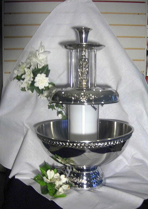 Where to find CHAMPAGNE FOUNTAIN, 5-GAL in Edmonds