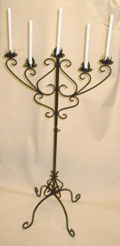 Where to find CANDELABRA, OLD WRLD 5 LT STD in Edmonds