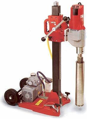 Where to find CORE DRILL RIG W  MOTOR   STAND in Edmonds