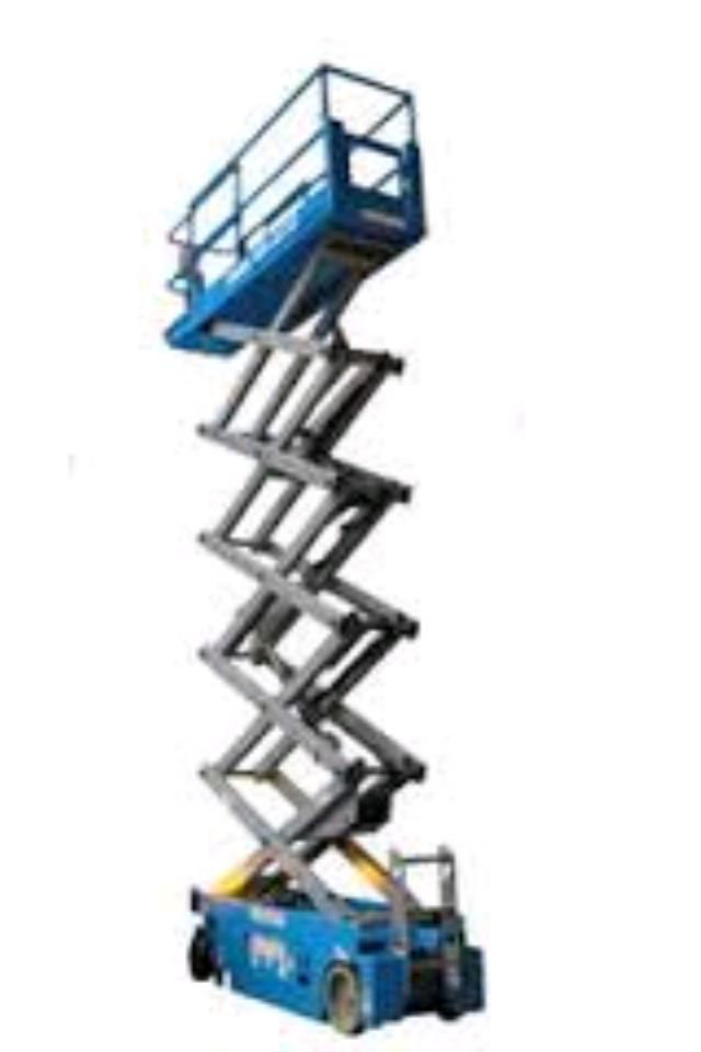 Where to find SCISSOR LIFT 26 -GENIE 32  W in Edmonds
