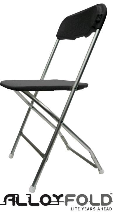 Where to find CHAIR, FOLDING BLACK in Edmonds