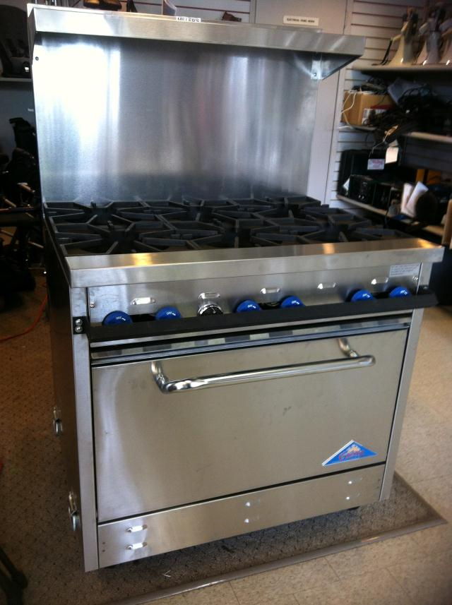 Where to find CONVECTION OVEN W  36  RANGE in Edmonds