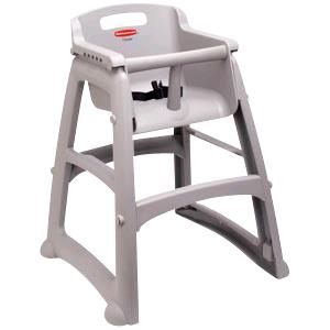 Where to find HIGH CHAIR, BABY - RUBBERMADE in Edmonds