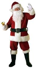 Where to rent SANTA SUIT, XL DELUX in Edmonds WA
