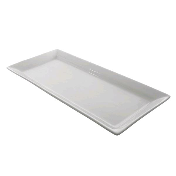 Where to find PLATTER 7 x15  WHITE RECTANGLE in Edmonds