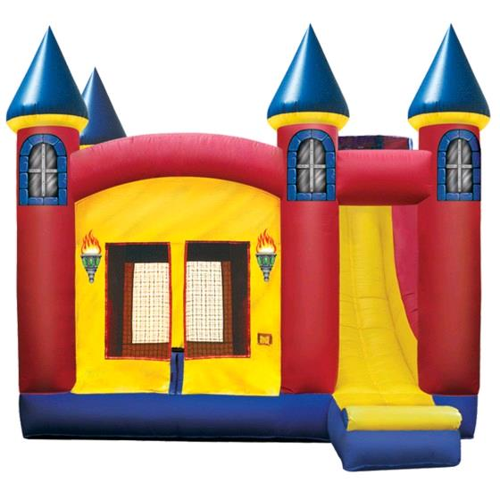 Where to find FUNHOUSE, CASTLE W  SLIDE RED AND BLUE in Edmonds
