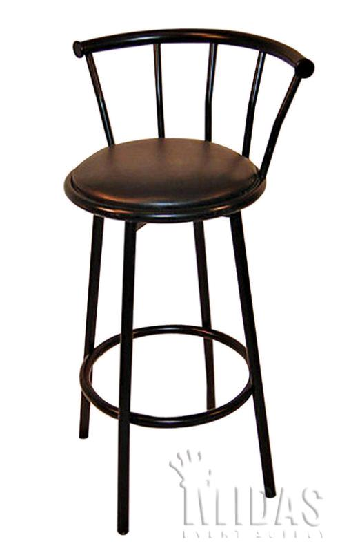 Where to find BAR STOOL, PADDED SWIVEL W  BACK in Edmonds