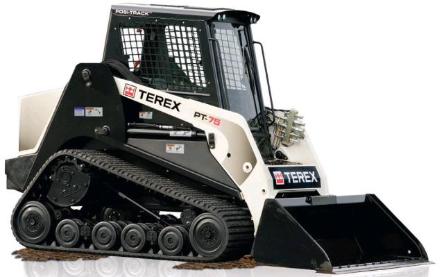 Where to find TRACKLOADER, TEREX PT75  LG in Edmonds