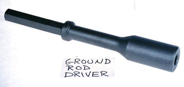 Where to find GROUND ROD DRIVER, 1-1 8 in Edmonds