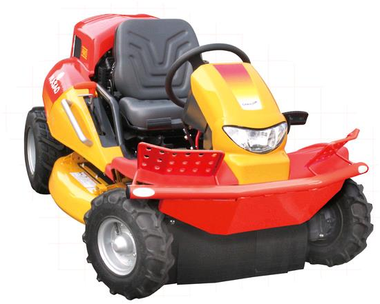 Where to find BRUSH MOWER, RIDING 4 WHEEL DRIVE in Edmonds