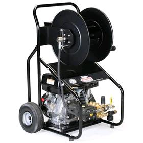 Where to find WATERJET DRAIN CLEANER, GAS 3000 PSI 20 in Edmonds