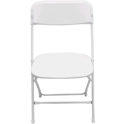 Where to find CHAIR, FOLDING WHITE WIDE SERIES in Edmonds