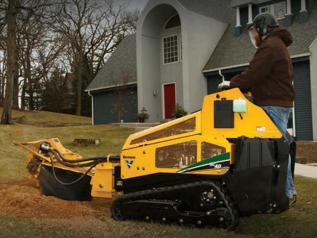 Where to find STUMP GRINDER, SC40TX TRACK VERMEER in Edmonds