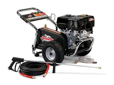 Rent your PRESSURE WASHER