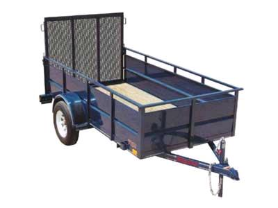 Rent your TRAILER, DUMP TRAILER, UTILITY TRAILER, U-HAUL, CAR DOLLY, CAR CADDY, CAR KADDY, FLAT BED TRAILER